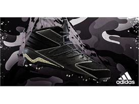 adidas Fooball DarkOps Black Freak Side
