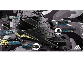 adidas Fooball DarkOps Black Freak TechSheet