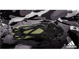 adidas Fooball DarkOps Black Freak Bottom