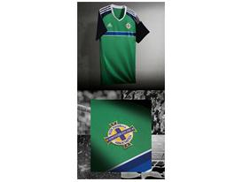 21252 JD Fed Kits 1000x2000mm N Ireland Home Shirt