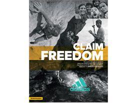 『#claimfreedom』 01