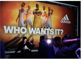 adidas наднича в бъдещето с дигитално футболно преживяване