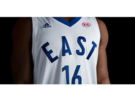 adidas-NBA All-Star East Jersey Front