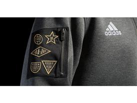 adidas-NBA All-Star Warm-Up Jacket Patch Detail