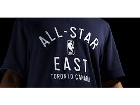 adidas-NBA All-Star, East Shooting Shirt Front