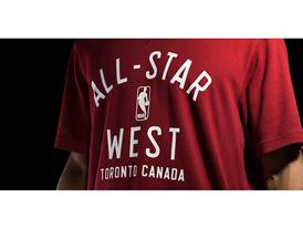 adidas-NBA All-Star, West Shooting Shirt Front