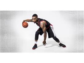 D Lillard 2 NBA Dame 3B Horizontal