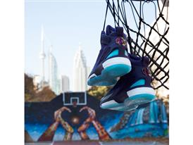 adidas Launches Aurora Borealis Basketball Collection