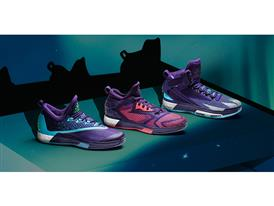 adidas NBA All-Star 2016 Hoops Trio Horizontal