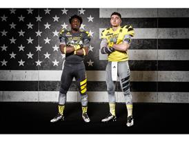 Army All-American Bowl East & West Uniform 1