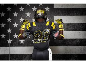 Army All-American Bowl East Jersey Back