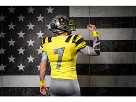 Army All-American Bowl West Jersey Back