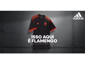 adidas CLUBES TShirt Flamengo 2x1SocialShirt