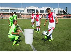 Ajax ACE bin challenge 1