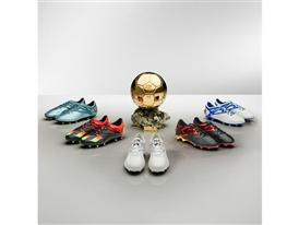 5 boots 1 trophy