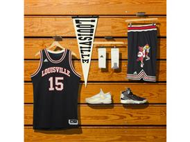 NCAA Black History Month Louisville Black Square