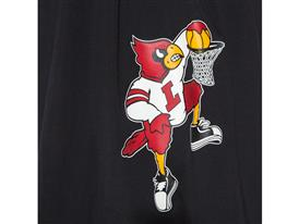NCAA Black History Month Louisville Black Detail Square