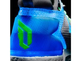 adidas ASW16 D Lillard 2 Glow Detail 1 Square