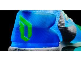 adidas ASW16 D Lillard 2 Glow Detail 1 Horizontal