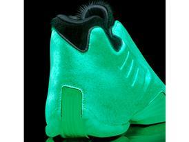 adidas ASW16 T-Mac 3 Green Glow Detail 1 Square