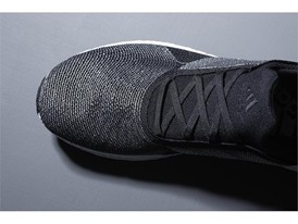 Futurecraft Tailored Fibre prototype - closeup