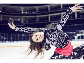 Юлия Липницкая стала лицом новой кампании adidas Sport16