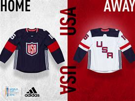 adidas WCOH Home/Away USA