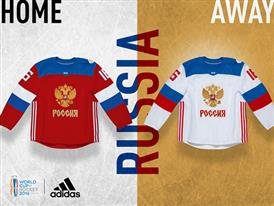 adidas WCOH Home/Away RUSSIA