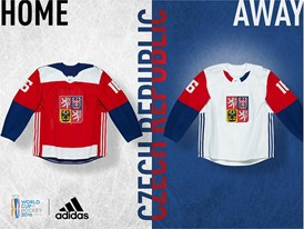 adidas WCOH Home/Away CZECH REPUBLIC
