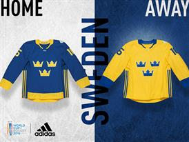 adidas WCOH Home/Away SWEDEN