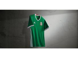 Mexico's National Football Team New Kit