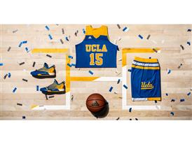 2016 Made in March UCLA Women's Away Horizontal