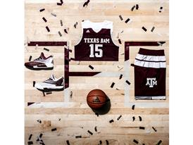 2016 Made in March Texas A&M Away Square