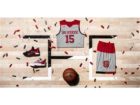 2016 Made in March NC State Home Horizontal