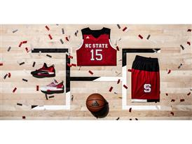2016 Made in March NC State Away Horizontal