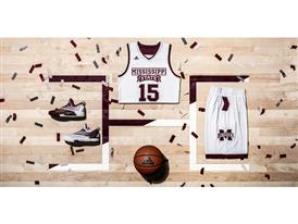 2016 Made in March Miss. State Home Horizontal