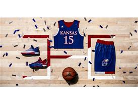 2016 Made in March Kansas Away Horizontal