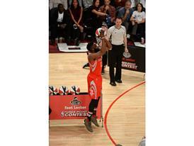 On-Court - NBA All-Star Three Point Contest (B42430)