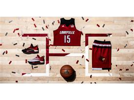 2016 Made in March Louisville Women's Away Horizontal