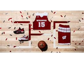 2016 Made in March Wisconsin Away Horizontal