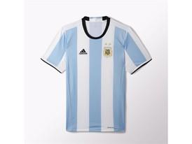 Nueva camiseta de la Selección Argentina