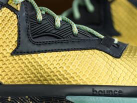 D Lillard 2 Fool's Gold Detail 2 Square (B72598)
