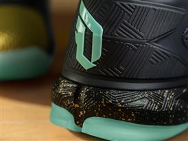 D Lillard 2 Fool's Gold Detail 3 Square (B72598)