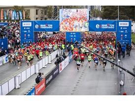Boost Girls Maratón de Santiago Chile 2