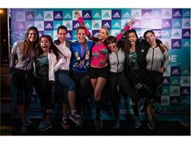 Boost Girls Maratón de Santiago Chile 3