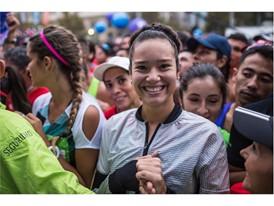 Boost Girls Maratón de Santiago Chile 4