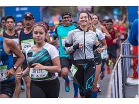 Boost Girls Maratón de Santiago Chile 11