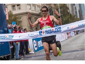 Boost Girls Maratón de Santiago Chile 12