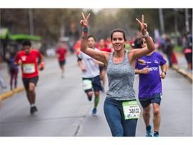 Boost Girls Maratón de Santiago Chile 13
