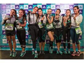 Boost Girls Maratón de Santiago Chile 20